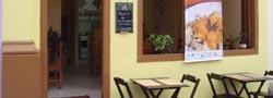 Restaurante vista de fora